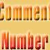 Đánh số thứ tự comment cho blogger