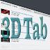 Tạo 3D Tab chứa nhiều tiện ích cho Blogspot