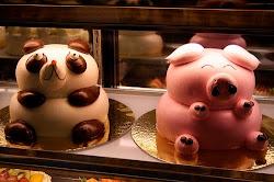 Panda and Piggy
