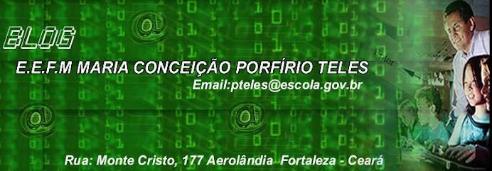 E.E.F.M Maria Conceição Porfírio Teles