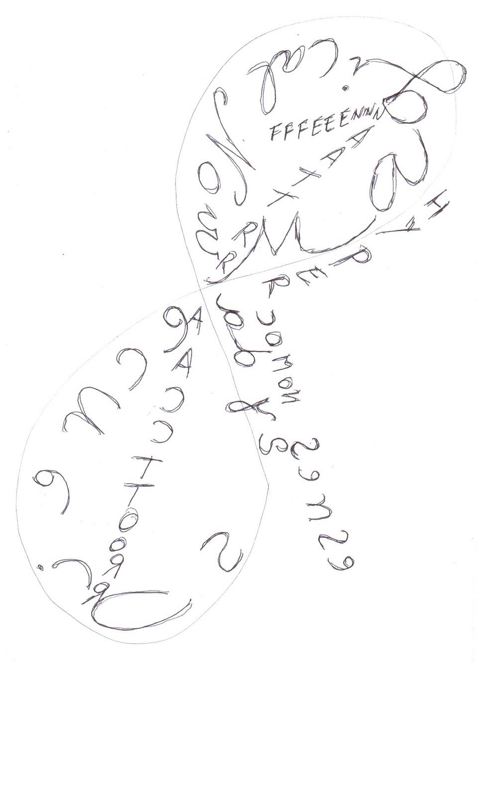 Moebius Artext (reversing below)