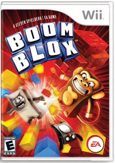 Boom Blox - blow stuff up with animals