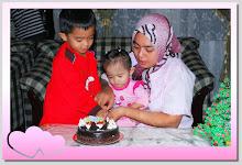 Siti Nor Batrisyia 1 yr
