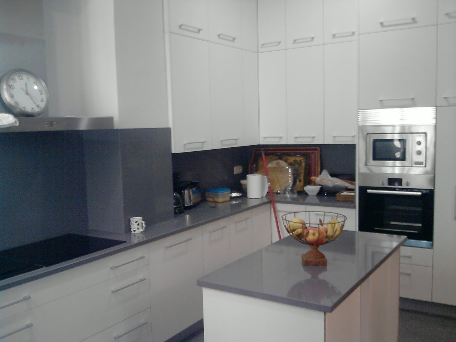 Cocinas fotos de cocinas - Cocinas con silestone ...
