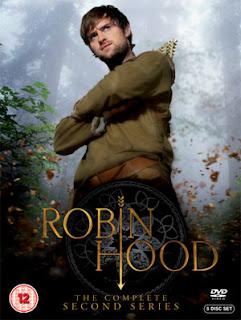 BBCDVD2555 ROBIN HOOD RGB30 Robin Hood – 1ª e 2ª Temporadas – AVI – HDTV – Legendado