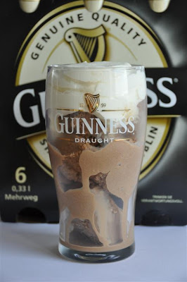 Guinness Milk Chocolate Ice Cream
