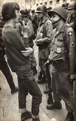 68pipa El graffiti y el poder, el papel de la imaginación en la revolución de mayo del 68