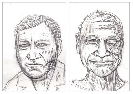 william shatner mask. william shatner mask. both
