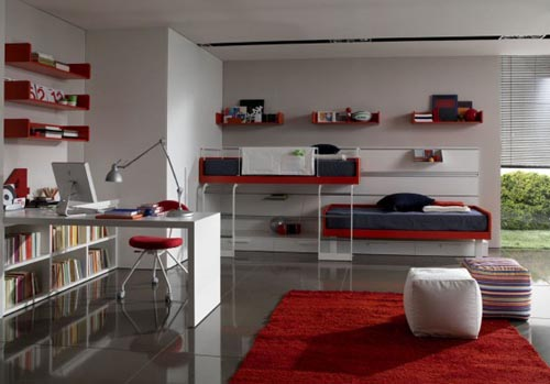 Bunk Beds Bunker Blog Use Wall Space For Extra Storage