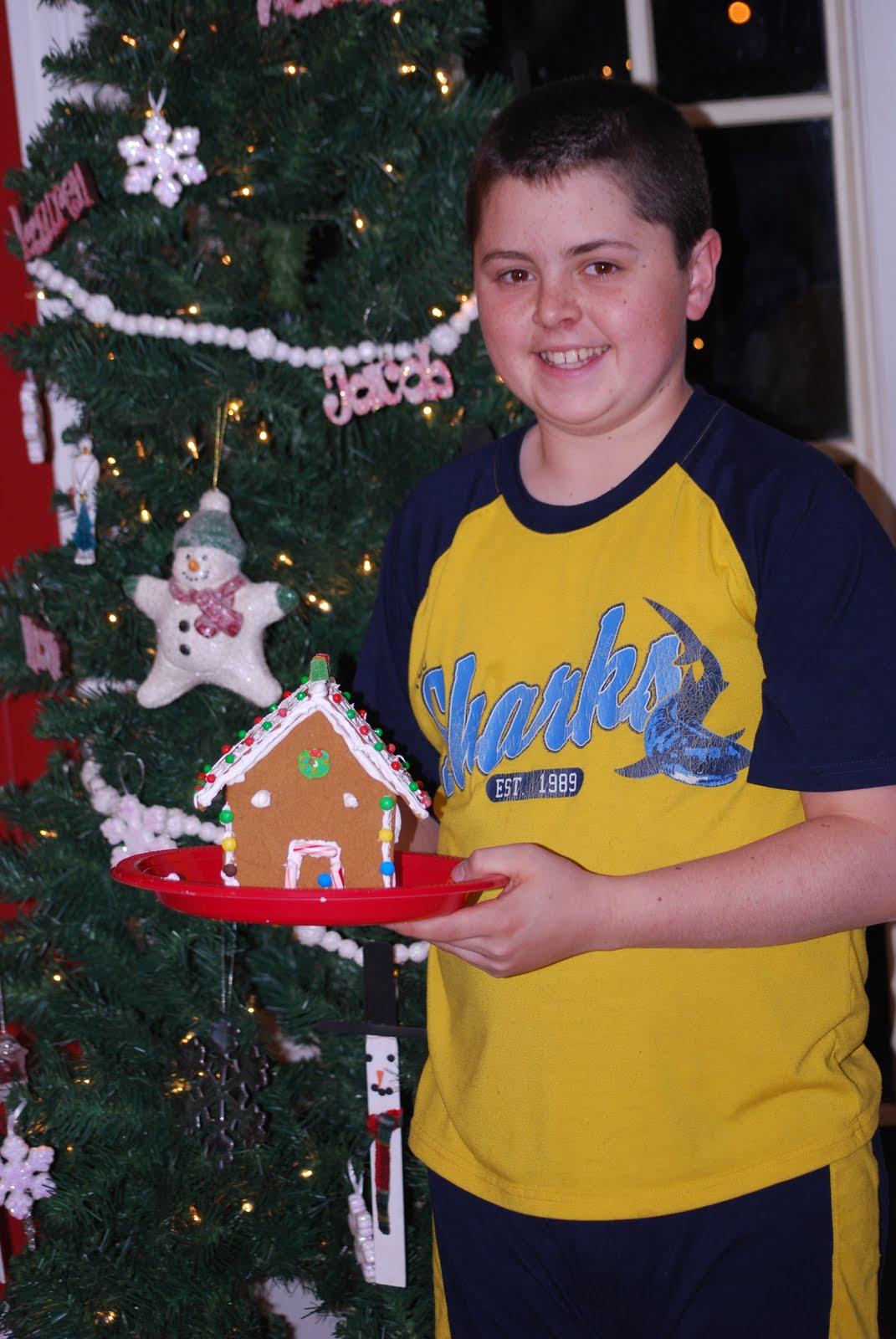 Christ Kitchen Gingerbread Build Off