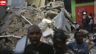 Haiti Destruction