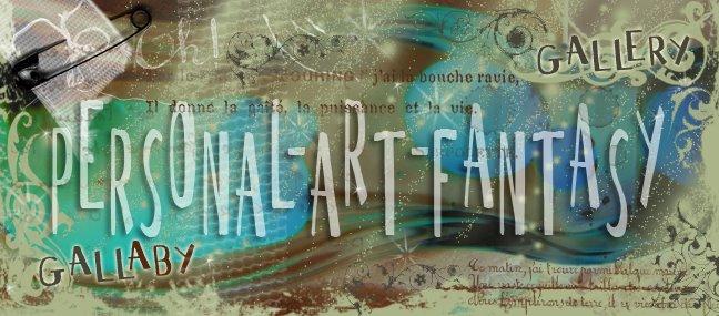 Personal Art Fantasy