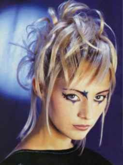 Gothic Hairstyles for Long Hair