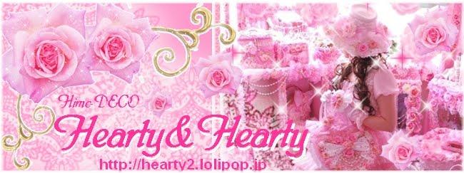 -Hearty&Hearty- Japanese Kawaii & Hime style