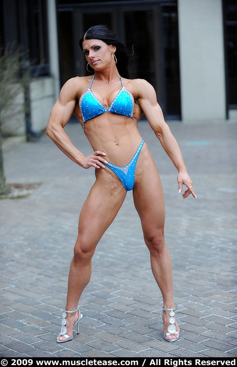 Kristina Dybdahl Female Muscle Fitness