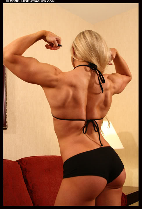 Lindsey Cope Female Muscle HDPhysiques