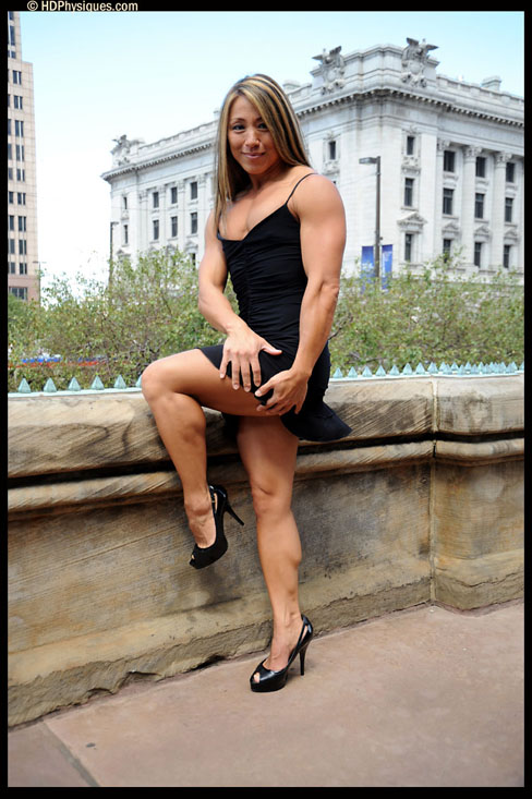 Rebekah Kresila Female Muscle Bodybuilder HDPhysiques