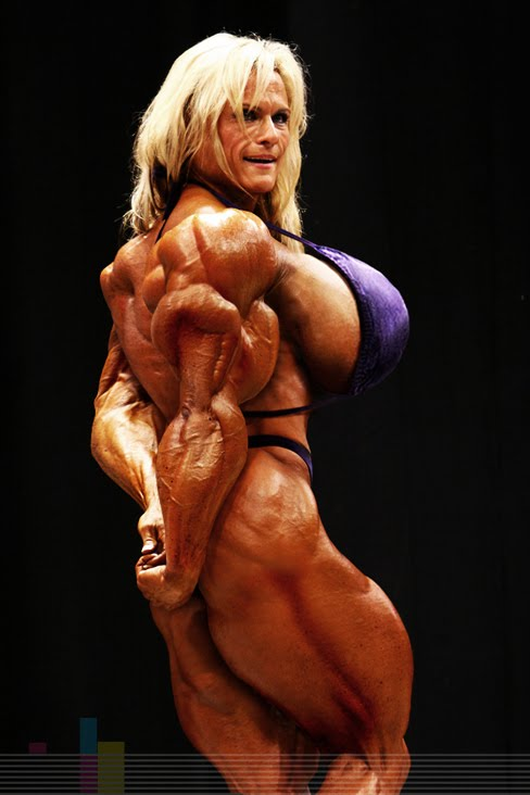 Michele Neil Female Muscle Morphs By Area Orion