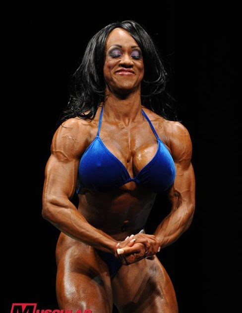 World Wide Body Buider: 3 Hot Pics Of Akila Pervis Showing ...