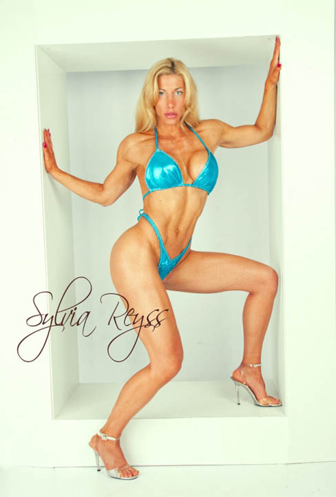 Sylvia Reyss Female Muscle