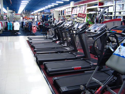 Don't Let The Cold Break Your Bodily Mould - Gym Treadmill