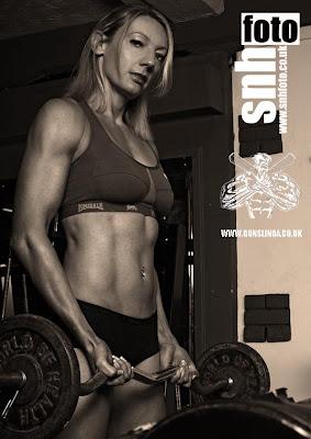 Julia Hubbard Female Muscle Blog Bodybuilding