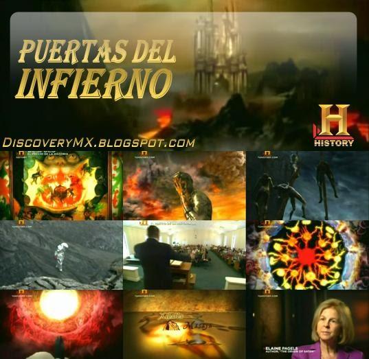 Discoverymx documentales tv rip history puertas del for 9 puertas del infierno