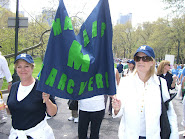 Parkinson's Unity Walk April 2007 Central Park, NYC