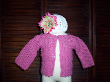 Crochet items by Abuelita