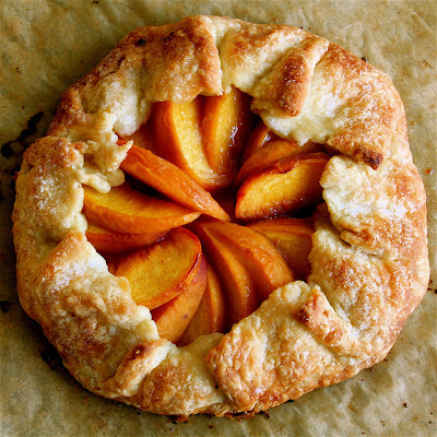 alexandra's kitchen: One Peach, One Tart, A Favorite Recipe ...
