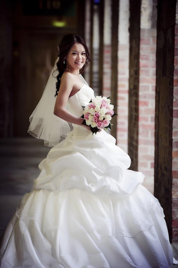 Brisbane Asian Bridal Hair Makeup Lily Donald From China