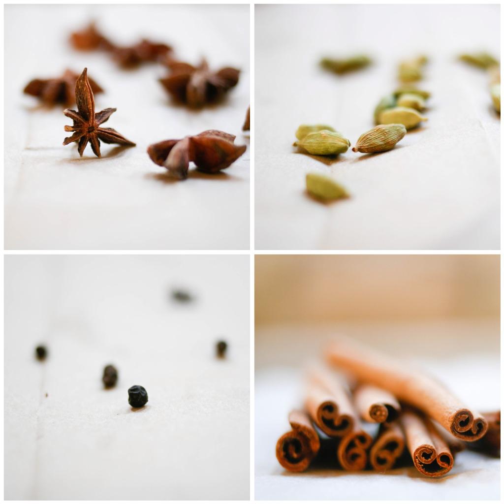 Une-deux senses: Spicy Chai Latte