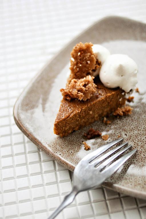 Une-deux senses: Pumpkin Pie with Cinnamon Crunch and ...