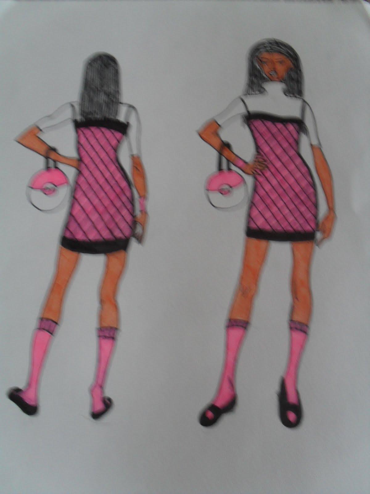 Vivian u0026#39;s Blog  Opdracht kleding ontwerpen