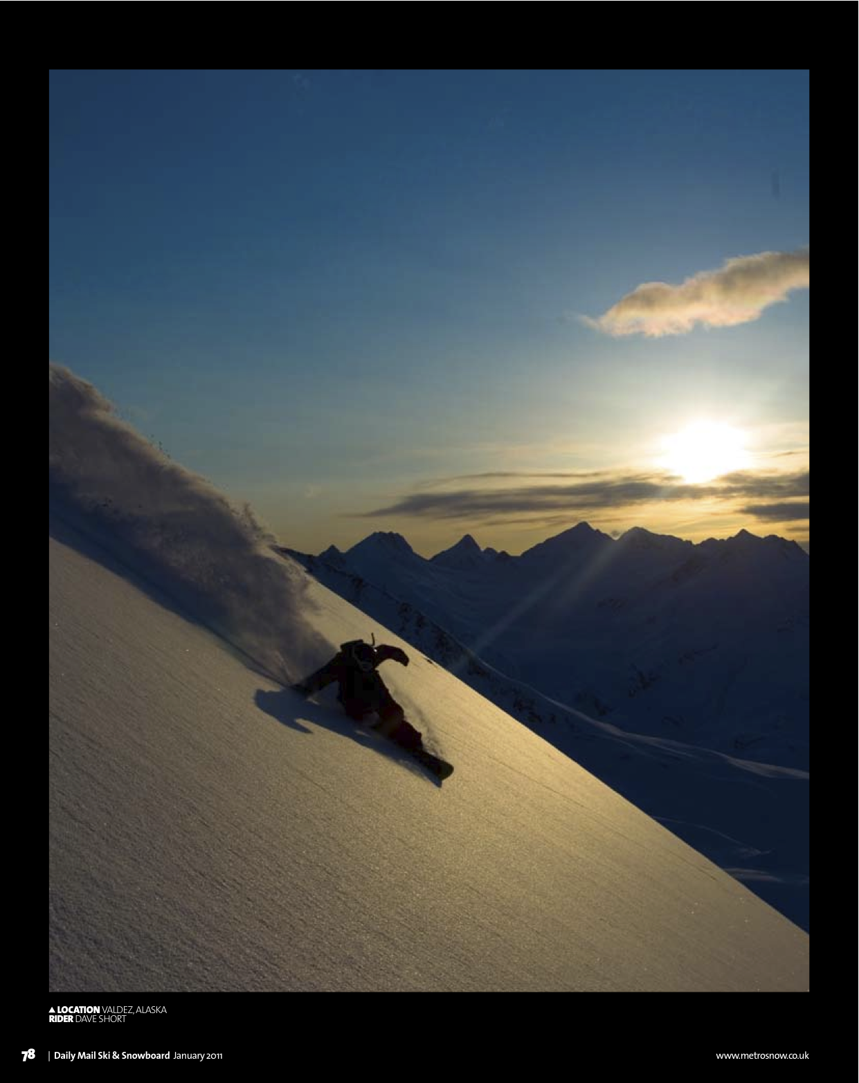 Bryn Hughes Photography: Daily Mail Ski and Snowboard Freeze Frame ...