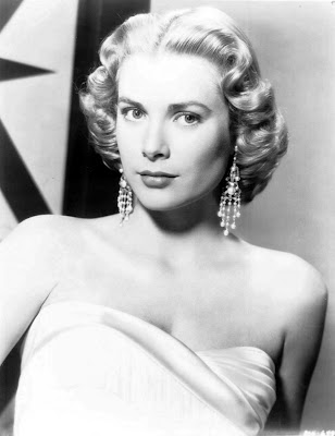 grace kelly wedding hair. hair Grace Kelly#39;s wedding