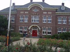 """Nel Campus della """"Universiteit Utrecht"""" (2008)"""