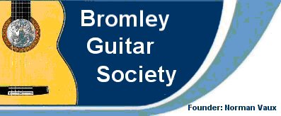Bromley Guitar Society Blog