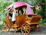 Sweet Dream Renderings: Cinderella Pumpkin Carriage Bed