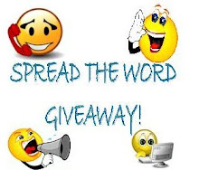 SPREAD THE WORD GIVEAWAY