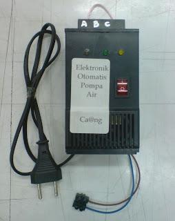 Elektronik Otomatis Pompa Air