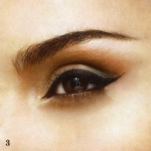 makeup how to apply eyeliner 03 - Eye make up
