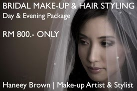 Haneey Brown&#39;s Bridal Package