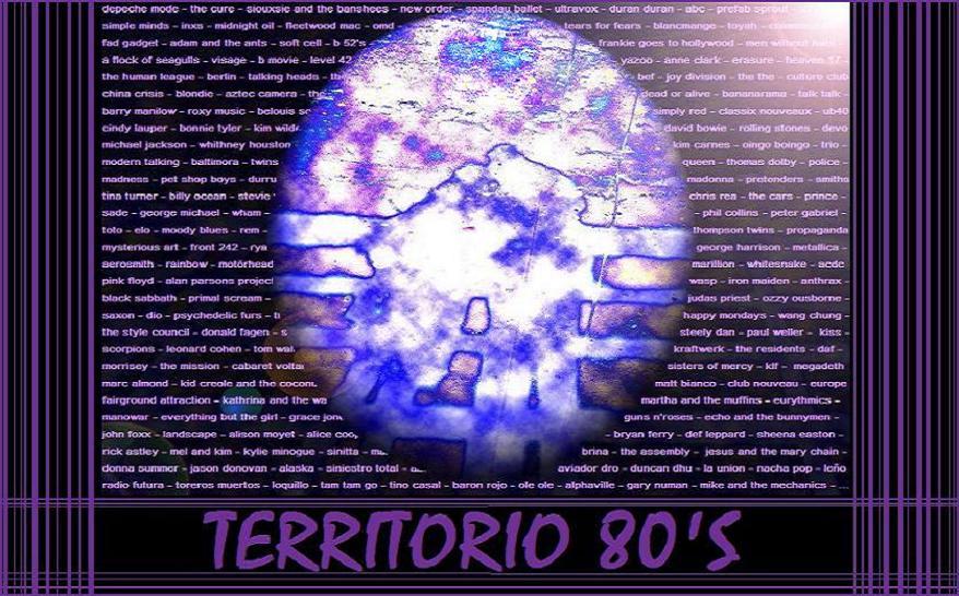 TERRITORIO 80'S
