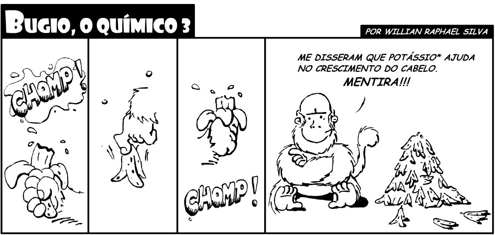 Bugio, o químico III