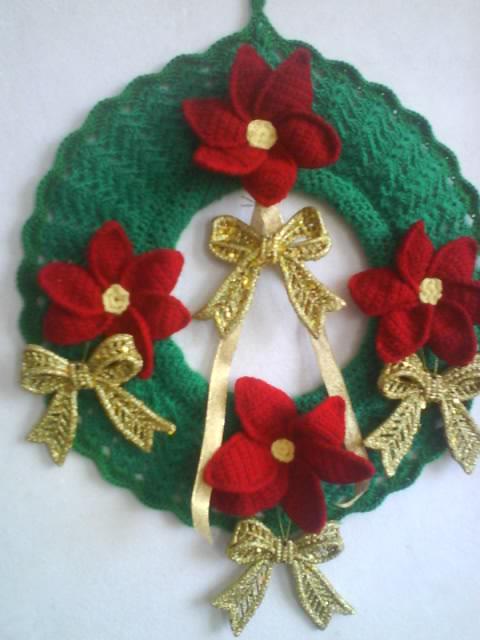 Mis tejidos son toda mi vida - ANGELES TEJIDOS A CROCHET: Navidad a ...