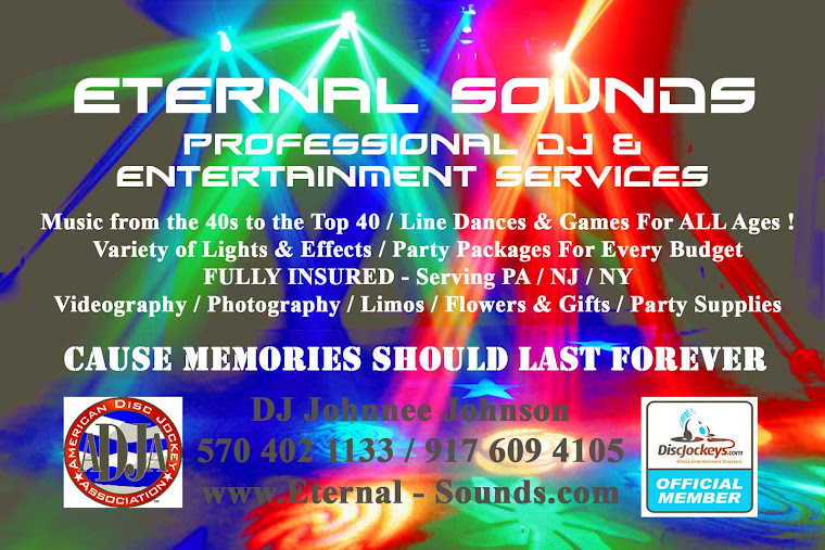 Eternal Sounds Pro Wedding DJs PA NJ NY