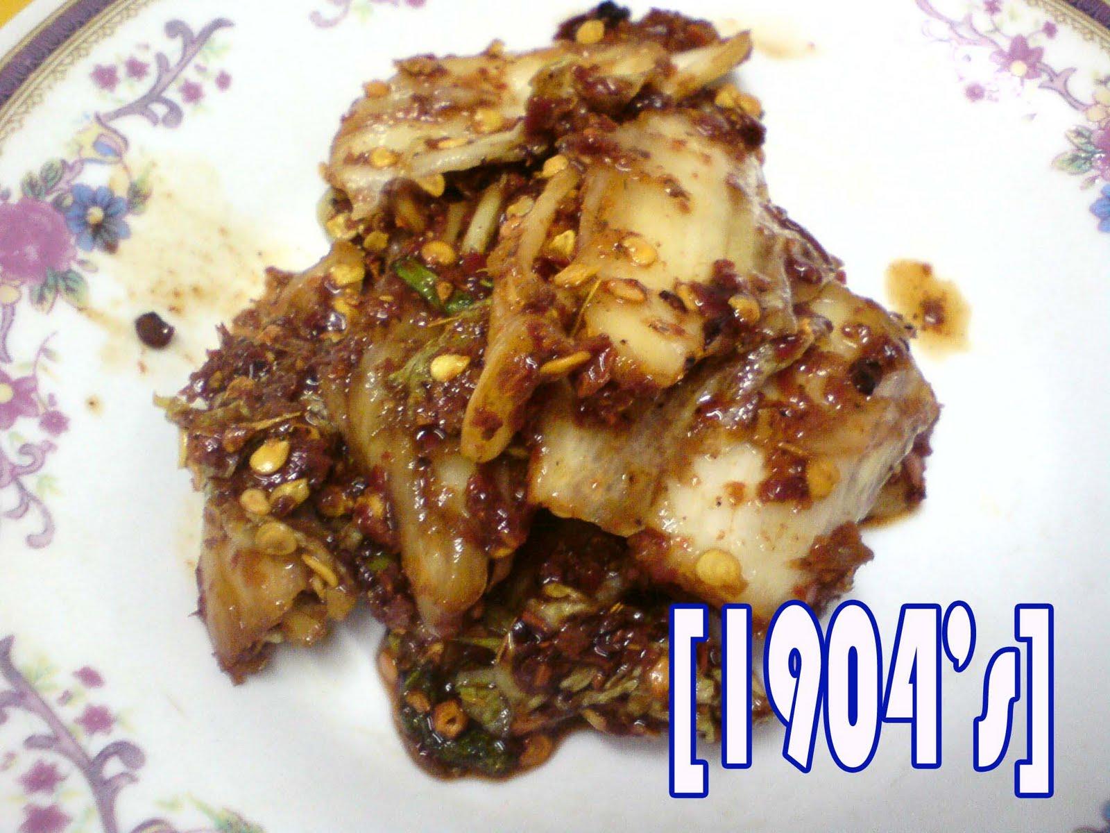 siap dried seaweed standard parameters