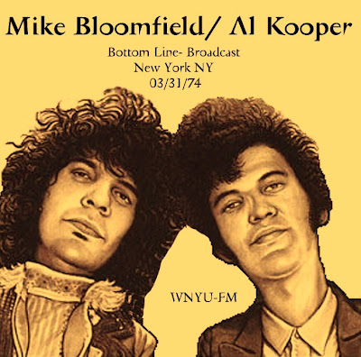 By Request - Mike Bloomfield - Al Kooper - Barry Goldberg - Bottom Line - NYC - 1974-03-31 - Wave