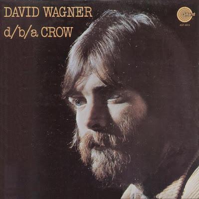 DavidWagner - 1972 - D/b/a Crow